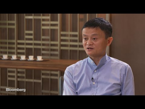 Alibaba's Jack Ma on U.S. Goals, Globalization