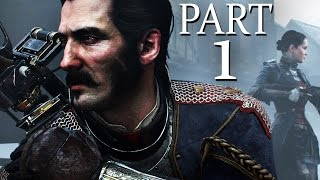 The Order 1886 Walkthrough Part 1 - PROLOGUE (PS4 Exclusive Gameplay)