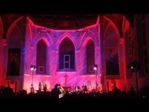 Gayana новогодний концерт в Англиканском соборе Святого Андрея part 2