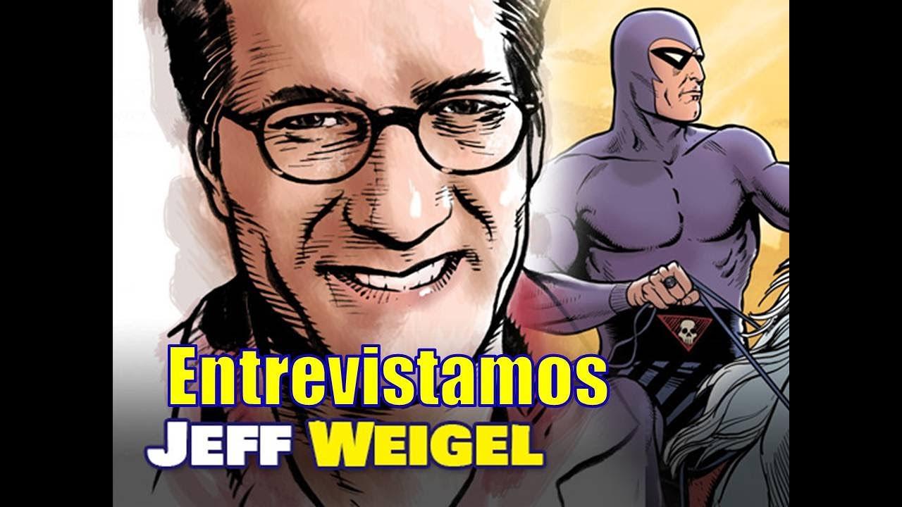 Entrevistamos Jeff Weigel