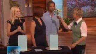 josh holloway on ellen  part 2