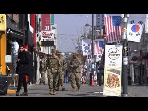 S.Koreans Fearful Of US Troop Withdrawal