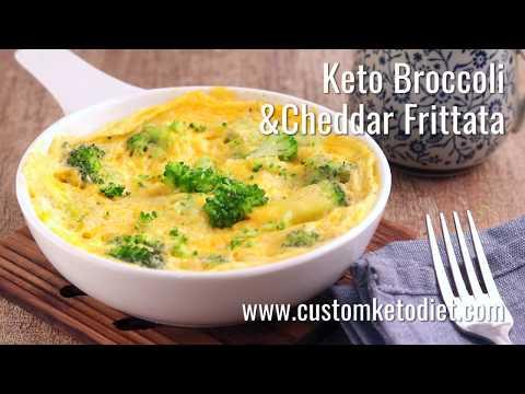 fast-keto-recipes---broccoli-and-cheddar-frittata