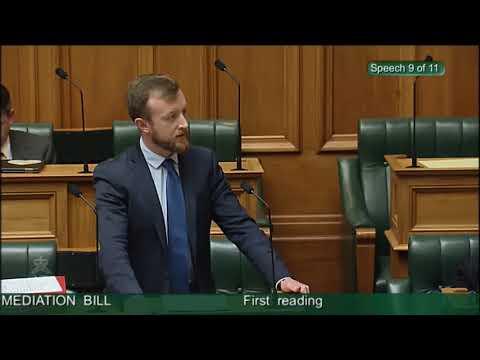 Farm Debt Mediation Bill – First Reading – Video 9
