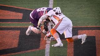 Baldvin Lacrosse vs Latrobe 4-22-19