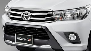 Toyota Hilux Revo G M/T 2019 Complete Review | 4x4 Offroader