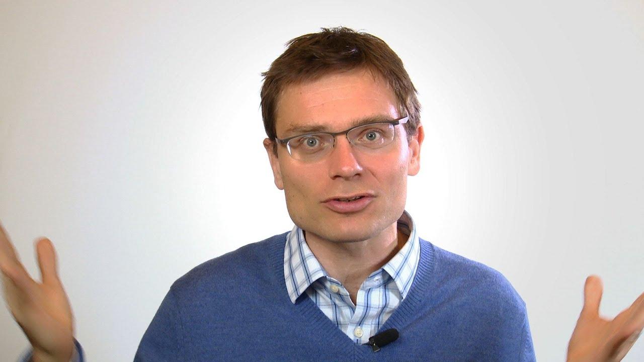 Nicholas Bloom Nick Bloom US Economic Uncertainty Higher Than 911 YouTube