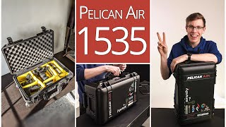 Pelican Air 1535 Camera Carry-On Case - Long Term Review