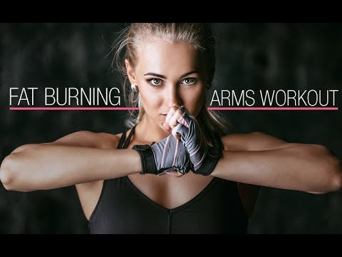 Fat Burning Arms Workout (STRONG SLEEK SEXY ARMS!!)