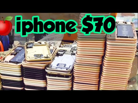 World Largest Shenzhen mobile phone market | china vlog in hindi