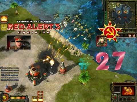 Red Alert 3 Uprising Challenge #27 (Iron Curtain) - เบื้องหล