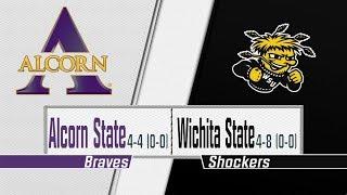 Wichita State University Women's Basketball vs Alcorn State