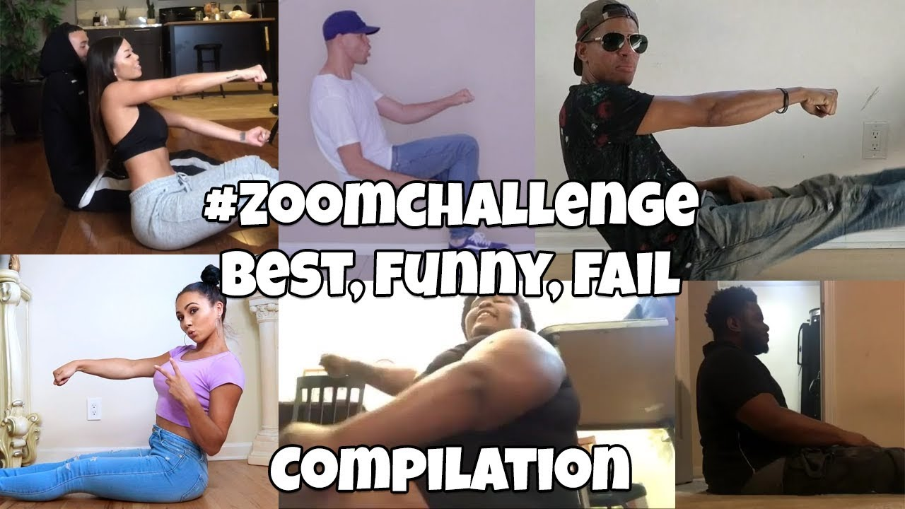 Zoom Challenge Best Compilation