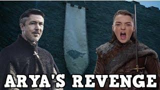 Game of Thrones Season 7 Arya Stark and Littlefinger Theory Confirmed