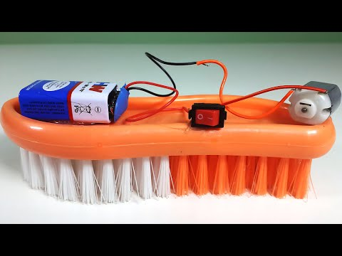 How to Make a Pet | Jumping Brush | DIY