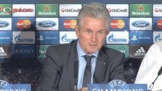 Arsene Wenger defended by Jupp Heynckes - Arsenal vs Bayern Munich