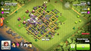 Clash of clans- I hate preparation days.