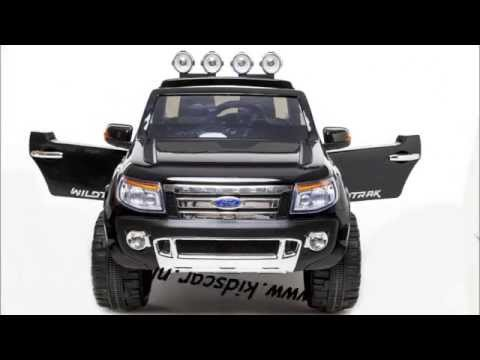 & Ford Ranger Pick-up Truck ride on car - YouTube markmcfarlin.com