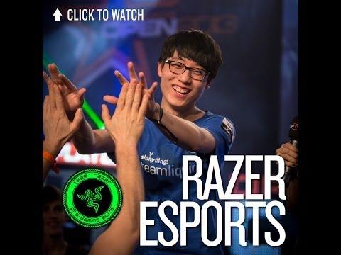 Then We Collide   Team Razer Pro Gaming Elite