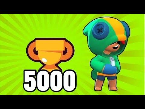 Subo a 5000 Copas y Abro una Mega Caja. Me saldrá un nuevo brawler???? | Brawl Stars