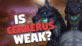 SMITE Is Cerberus Weak? The weirdest god since Kuzenbo.
