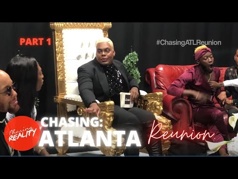 "Chasing: Atlanta | ""The Reunion. [Part 1]"" (Season 1, Episode 9)"
