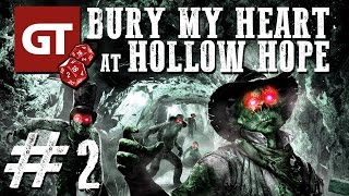Thumbnail für GameTube Pen & Paper: Bury My Heart at Hollow Hope #2 - Horror-Western