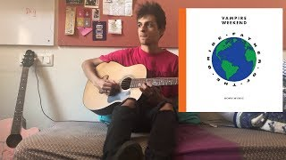 sunflower by vampire weekend but it never starts Video