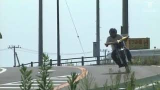 Kamen Rider Kuuga fight using a motorcycle !!! thumbnail