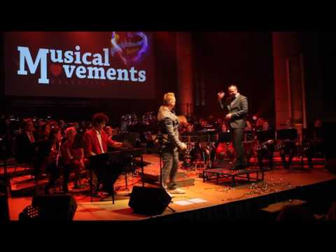 KSM Musical Movements Heartbeats Robin Visser met For Once In My Live én instrumentaal The First T