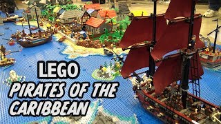 LEGO Pirates of the Caribbean Islands EXPANDED!