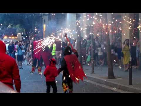 Festa Major de Gràcia, 2016, Cercavila popular, Malsons de la Vella, Gràcia