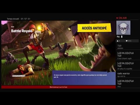 Live Fortnite 3 Youtube
