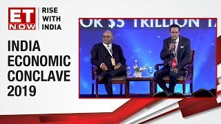 Action points for $5tn Target | Anil Agarwal with Nikunj Dalmia | India Economic Conclave 2019