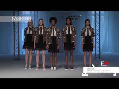 SHOES Portugal Fashion Week Spring Summer 2017 by Fashion Channel