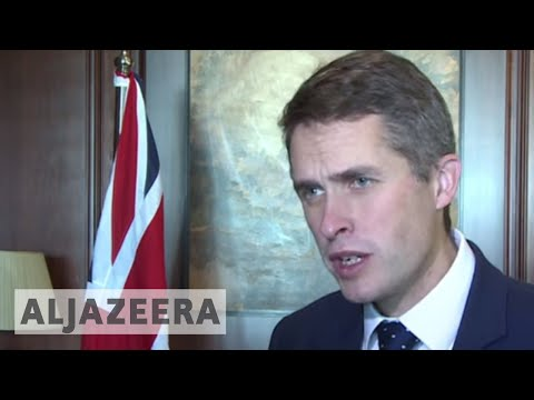 UK defence minister on $6.7bn arms deal with Qatar