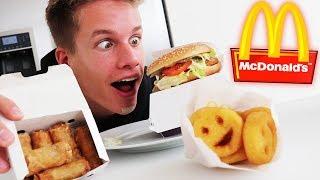 🍟🍔 Ich bestelle das NEUSTE Fast Food bei McDonald's