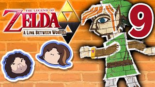 Zelda A Link Between Worlds: Rock Blocked - PART 9 - Game Grumps