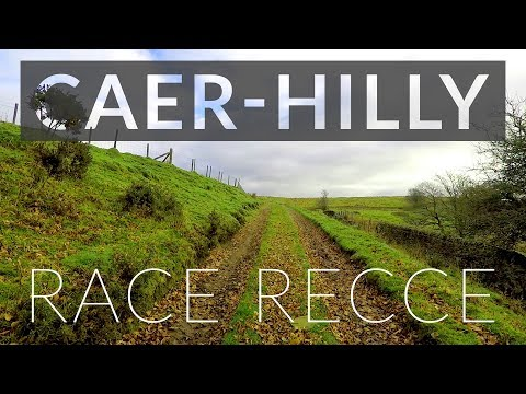 Race Recce | Caer-Hilly Trail Challenge
