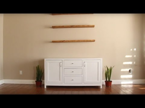 DIY Floating Shelves | Patrick Hosey