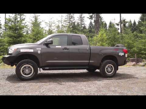 Toyota Tundra TRD Rock Warrior Project 4X4 Offroad Build