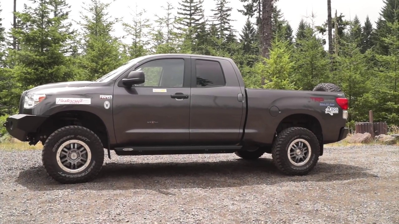 Toyota Tundra Trd Rock Warrior Project 4x4 Offroad Build Youtube
