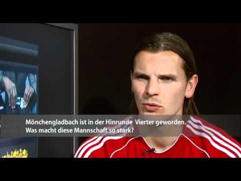 Borussia Mönchengladbach - Bayern München 20.01.2012 - Daniel van Buyten Interview