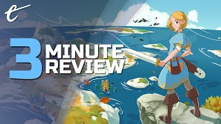 Ocean's Heart | Review in 3 Minutes (Video Game Video Review)