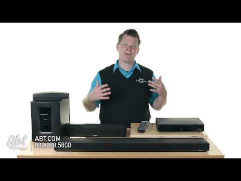 Bose SoundTouch Home Theater Systems 120 & 130 - Overview
