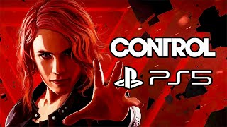 Control - Gameplay on PS5 (4K)