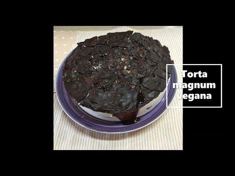 Torta Magnum Vegana