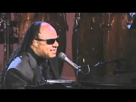 Signed, Sealed, Delivered (I'm yours) - Stevie Wonder (Live)