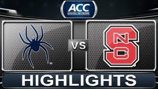 2013 ACC Football Highlights | Richmond vs NC State | ACCDigitalNetwork