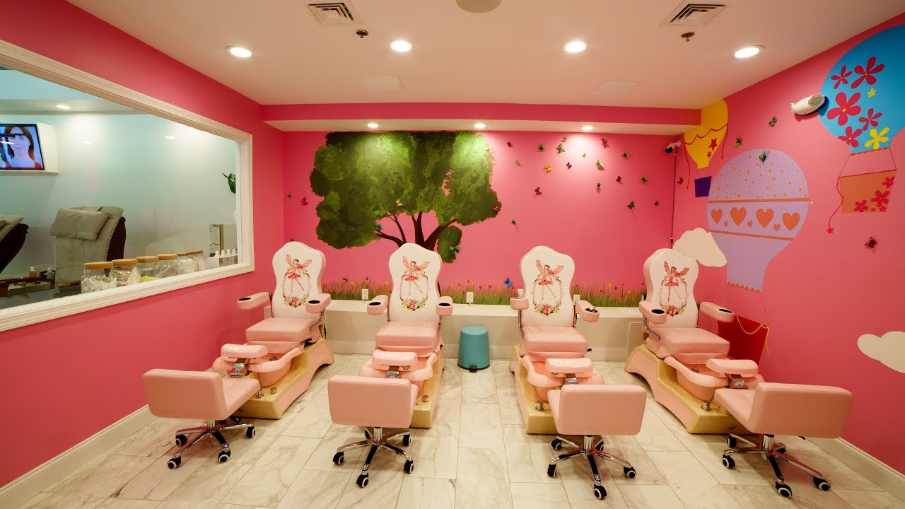 ➦ Welcome to JT NAILS & SPA - CUMBERLAND, RI - YouTube